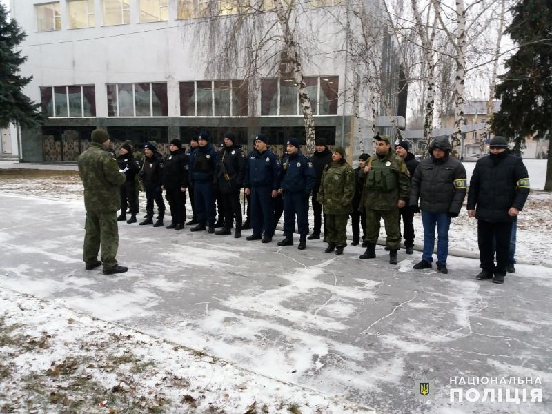 На вихідних правоохоронці Покровської оперативної зони нестимуть службу в посиленому режимі, фото-4