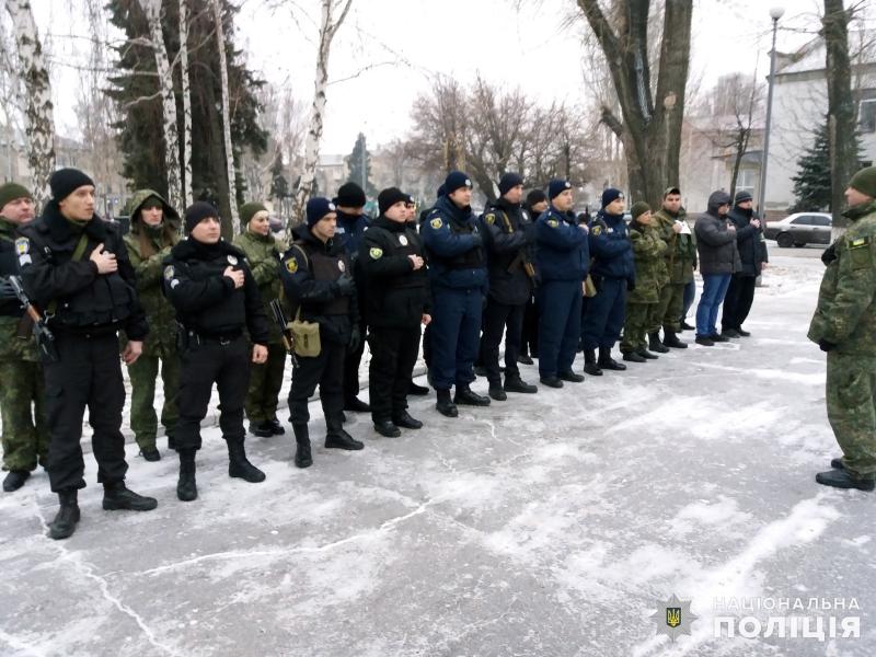 На вихідних правоохоронці Покровської оперативної зони нестимуть службу в посиленому режимі, фото-3