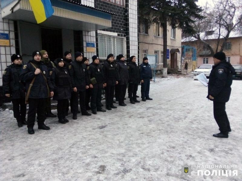 На вихідних правоохоронці Покровської оперативної зони нестимуть службу в посиленому режимі, фото-5