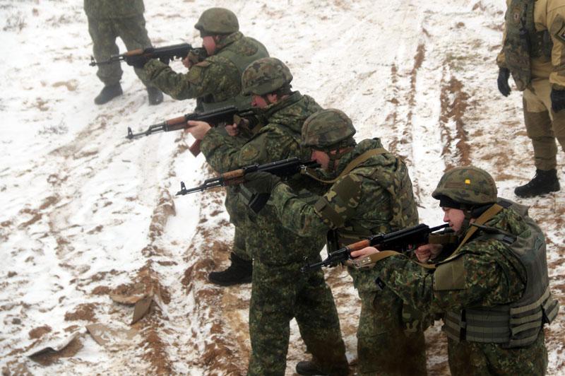 На Донеччині відбулися польові навчання для керівників територіальних підрозділів поліції , фото-7