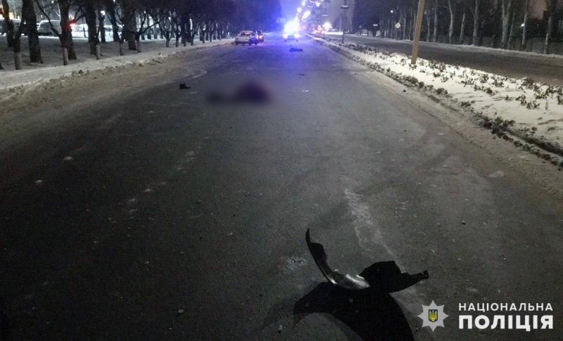 У Покровську в результаті ДТП загинув чоловік, фото-1