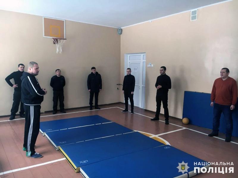 Мирноградські поліцейські підвищують рівень своєї професійної майстерності, фото-1