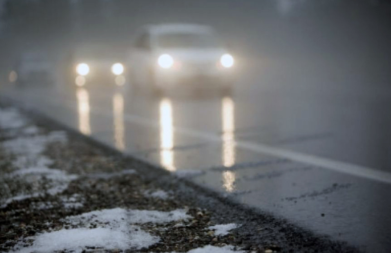 До уваги водіїв! На дорогах Донеччини - туман, фото-1