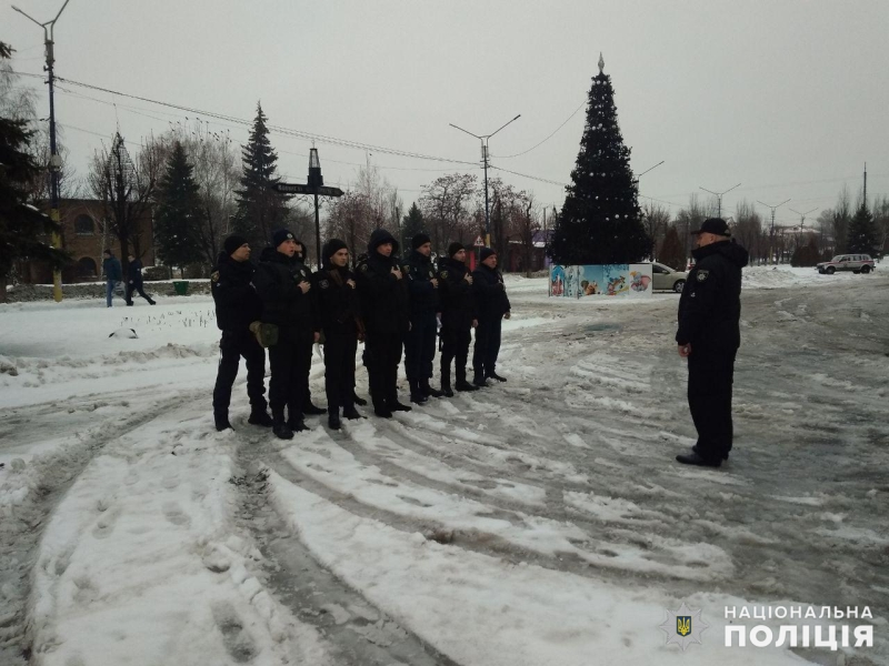 На вихідних правоохоронці Покровської оперативної зони охоронятимуть спокій громадян, фото-4
