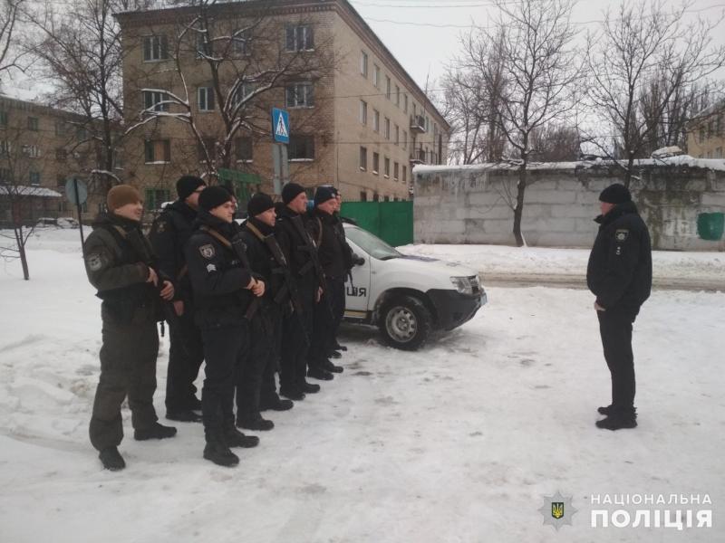На вихідних правоохоронці Покровської оперативної зони охоронятимуть спокій громадян, фото-8