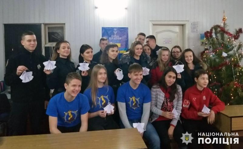 Покровські лігівці зустрілися із курсантами вищих навчальних закладів системи МВС, фото-5