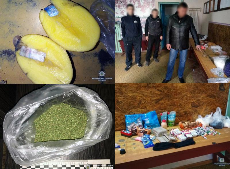 Минулого року Правоохоронці Покровської оперативної зони вилучили більше семи кілограмів наркотичних речовин, фото-1