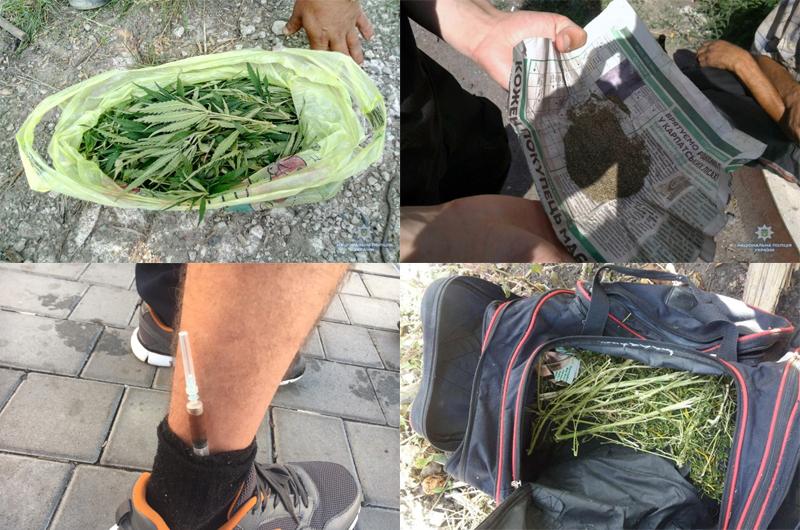 Минулого року Правоохоронці Покровської оперативної зони вилучили більше семи кілограмів наркотичних речовин, фото-4
