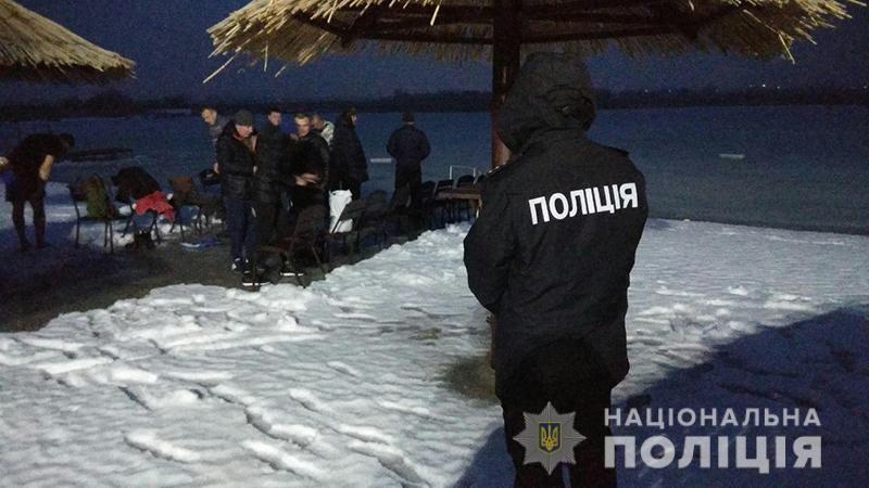 Водохреще проходить без надзвичайних подій: поліція забезпечує безпеку у місцях богослужінь, фото-5