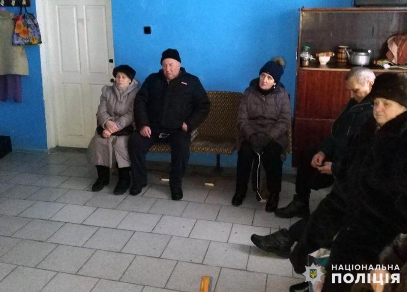 Дільничні офіцери Покровського відділу поліції зустрілися із громадою с. Шевченко, фото-2
