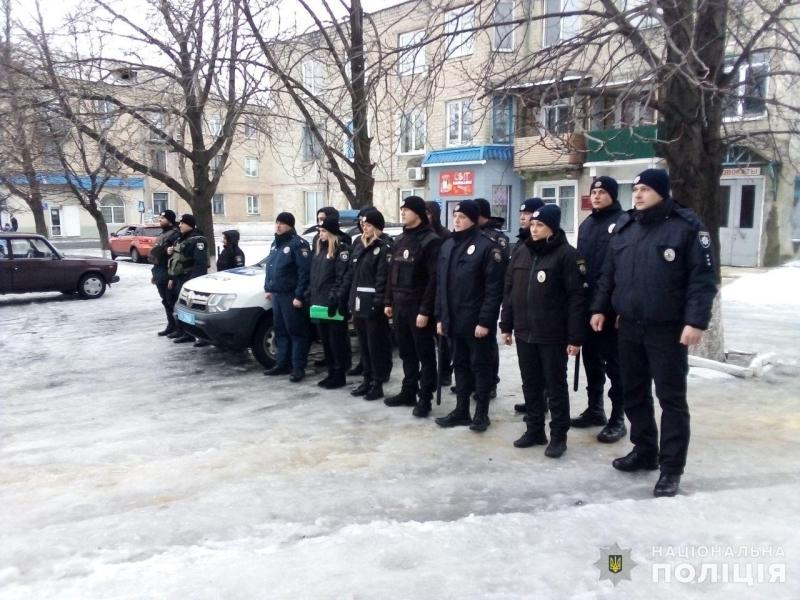 Посилені наряди поліції Покровська та Мирнограда приступили до забезпечення правопорядку у вихідні, фото-4