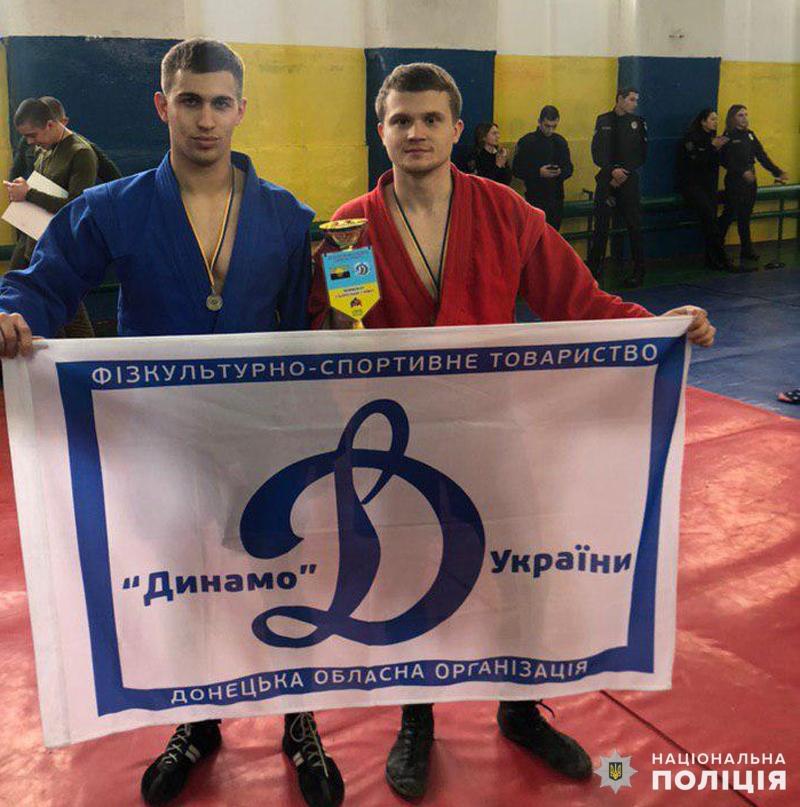 Покровські правоохоронці вибороли срібло на чемпіонаті області з боротьби самбо серед силовиків, фото-4