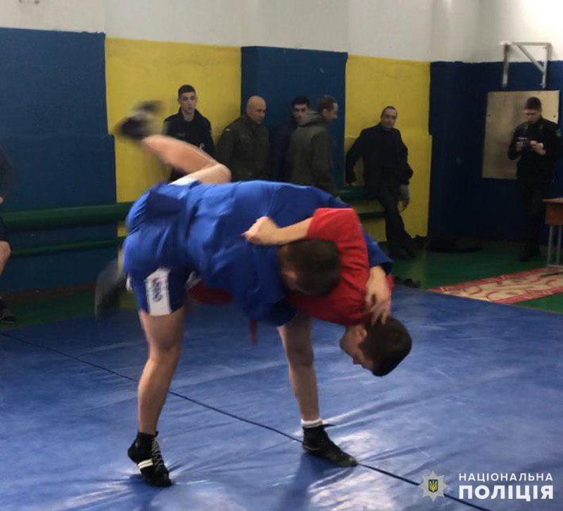 Покровські правоохоронці вибороли срібло на чемпіонаті області з боротьби самбо серед силовиків, фото-2