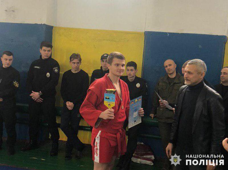 Покровські правоохоронці вибороли срібло на чемпіонаті області з боротьби самбо серед силовиків, фото-3