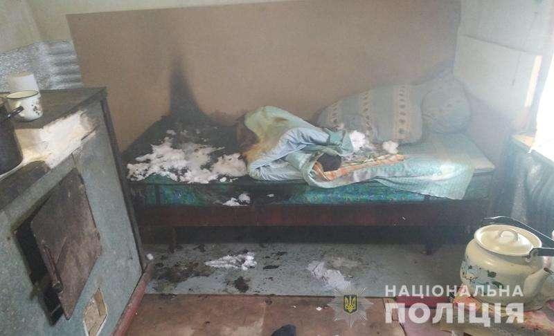 В Добропіллі внаслідок пожежі загинув пенсіонер, фото-1