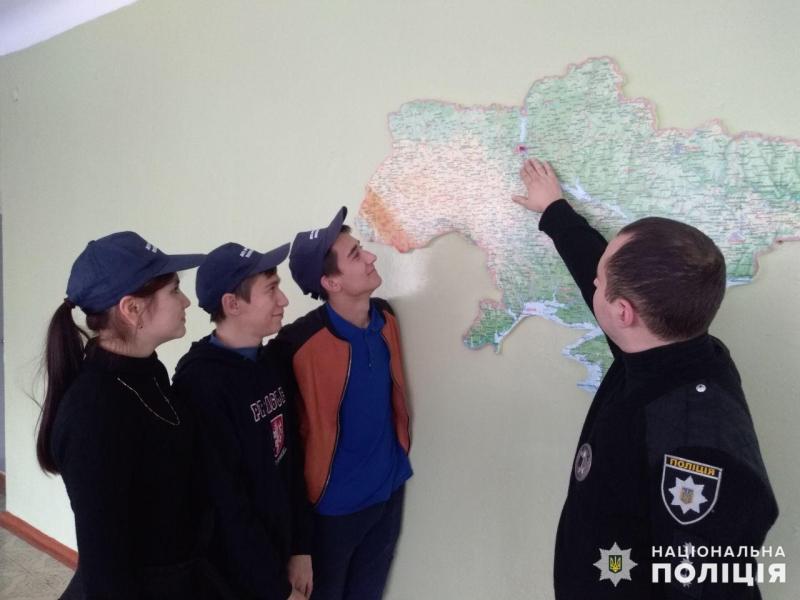 Мирноградські поліцейські та лігівці вшанували пам'ять героїв Крут, фото-2