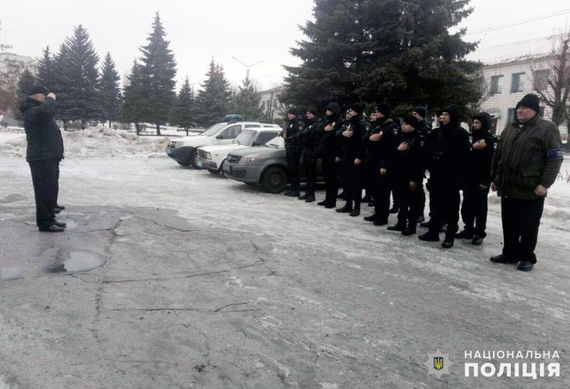 На вихідних правоохоронці Покровської оперативної зони охоронятимуть спокій громадян, фото-1