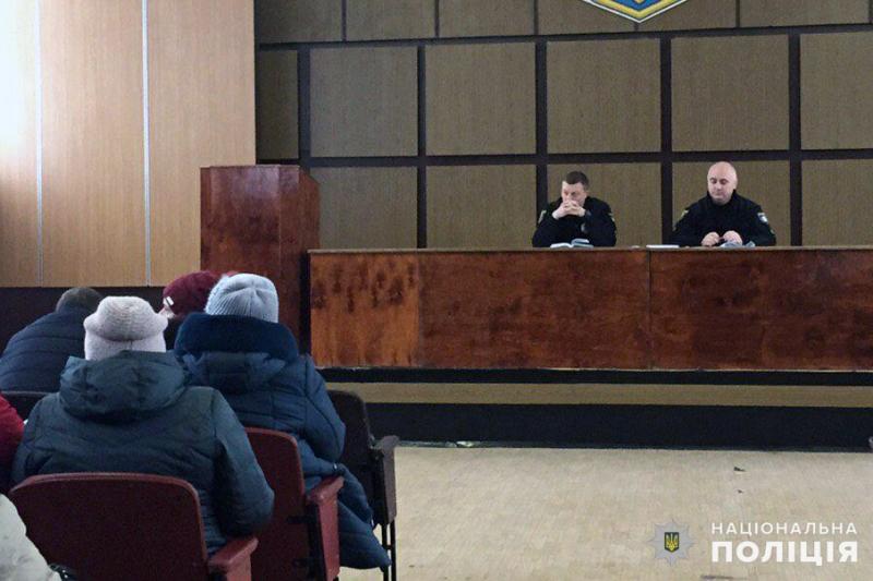 Керівництво Мирноградського відділення поліції відзвітувало про результати роботи у минулому році та у січні 2019 року, фото-2