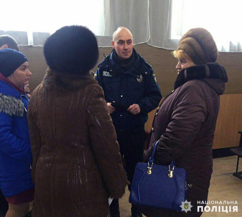 Керівництво Мирноградського відділення поліції відзвітувало про результати роботи у минулому році та у січні 2019 року, фото-3