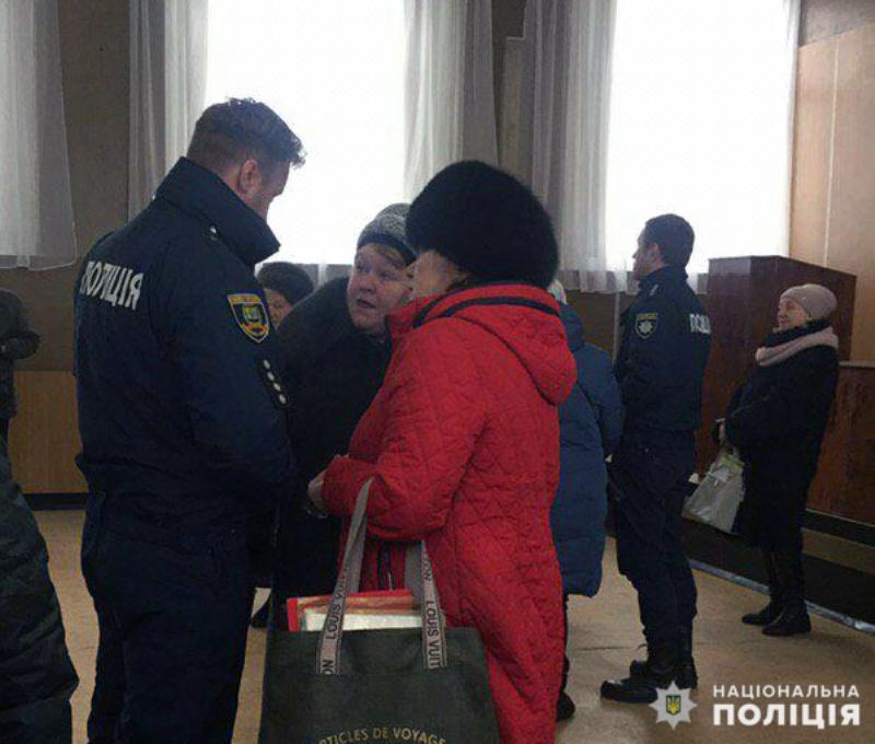 Керівництво Мирноградського відділення поліції відзвітувало про результати роботи у минулому році та у січні 2019 року, фото-4