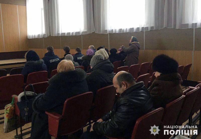 Керівництво Мирноградського відділення поліції відзвітувало про результати роботи у минулому році та у січні 2019 року, фото-7