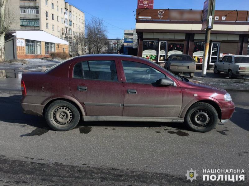 У Добропіллі дитина потрапила під колеса автомобіля, фото-2