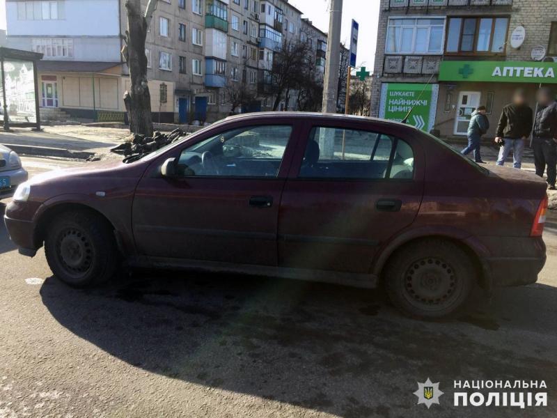 У Добропіллі дитина потрапила під колеса автомобіля, фото-3