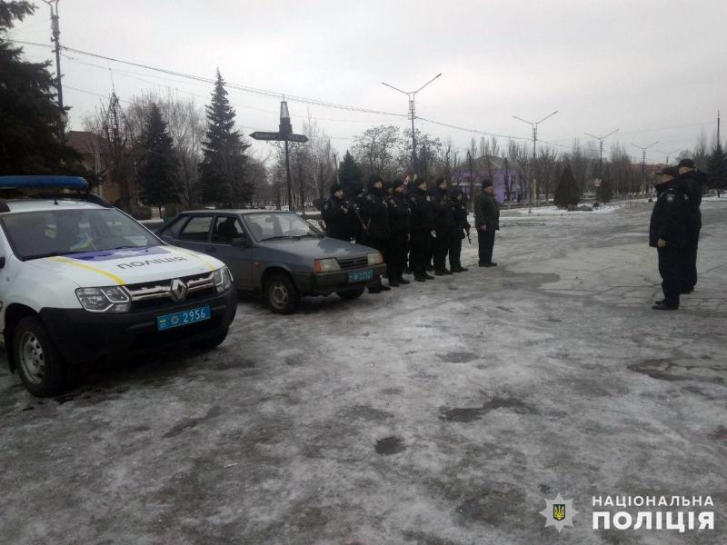 Правоохоронці Покровської оперзони посилюють заходи безпеки на вихідні дні, фото-7