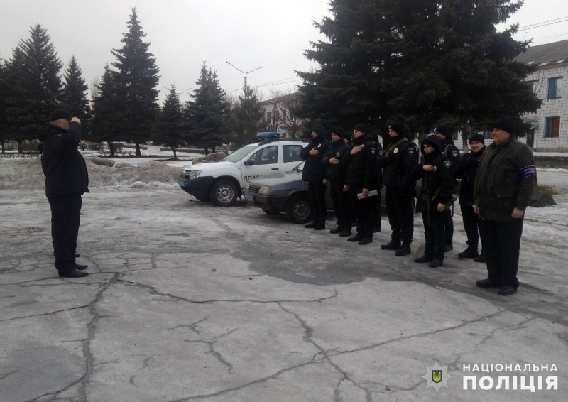 Правоохоронці Покровської оперзони посилюють заходи безпеки на вихідні дні, фото-8