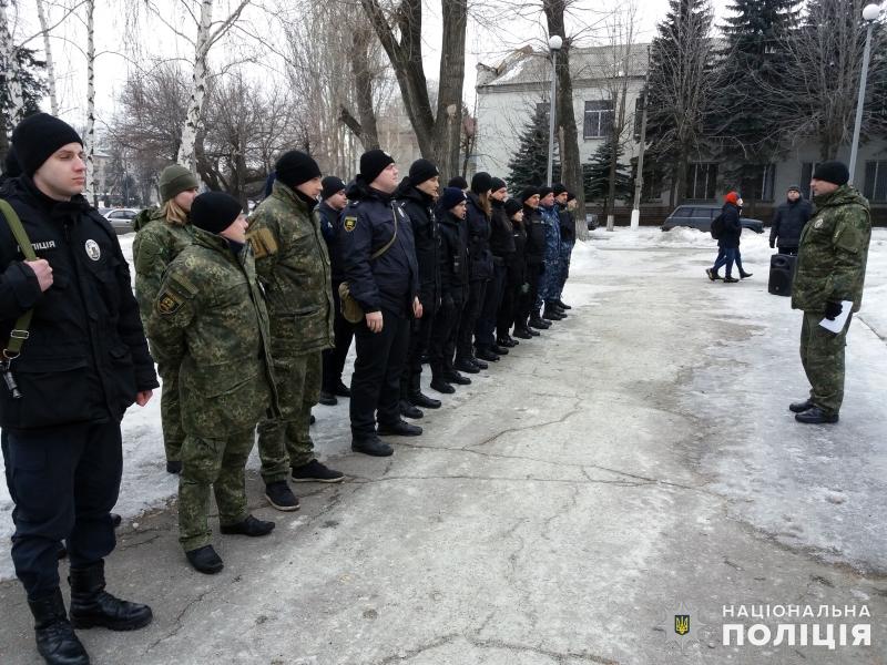Правоохоронці Покровської оперзони посилюють заходи безпеки на вихідні дні, фото-1