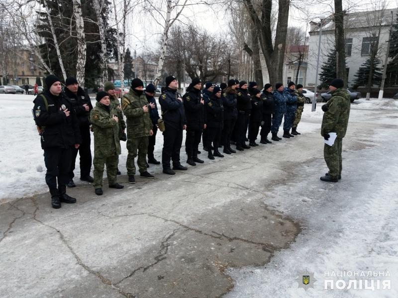 Правоохоронці Покровської оперзони посилюють заходи безпеки на вихідні дні, фото-3