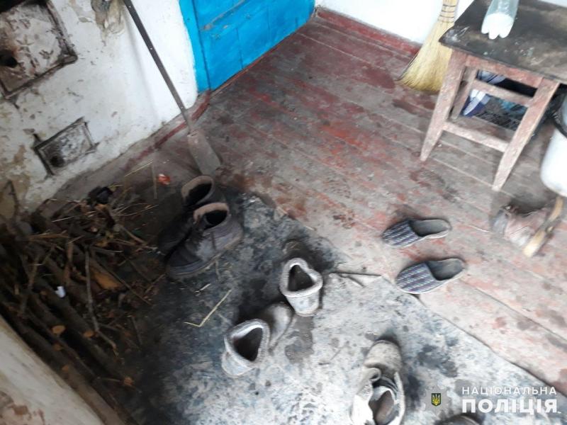 В Покровському районі після обстеження умов проживання багатодітної родини, четверо дітей були негайно відправлені до лікарні, фото-2