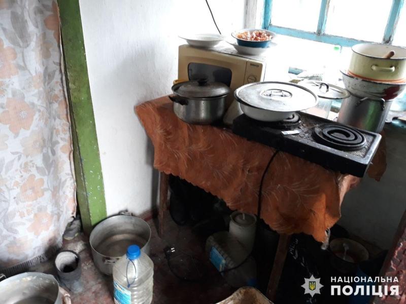 В Покровському районі після обстеження умов проживання багатодітної родини, четверо дітей були негайно відправлені до лікарні, фото-1
