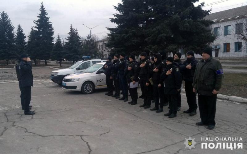 Поліцейські Покровська та Мирнограда охоронятимуть спокій громадян у вихідні, фото-5