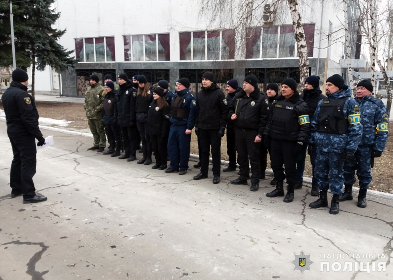 Поліцейські Покровська та Мирнограда охоронятимуть спокій громадян у вихідні, фото-1