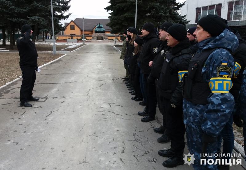 Поліцейські Покровська та Мирнограда охоронятимуть спокій громадян у вихідні, фото-3