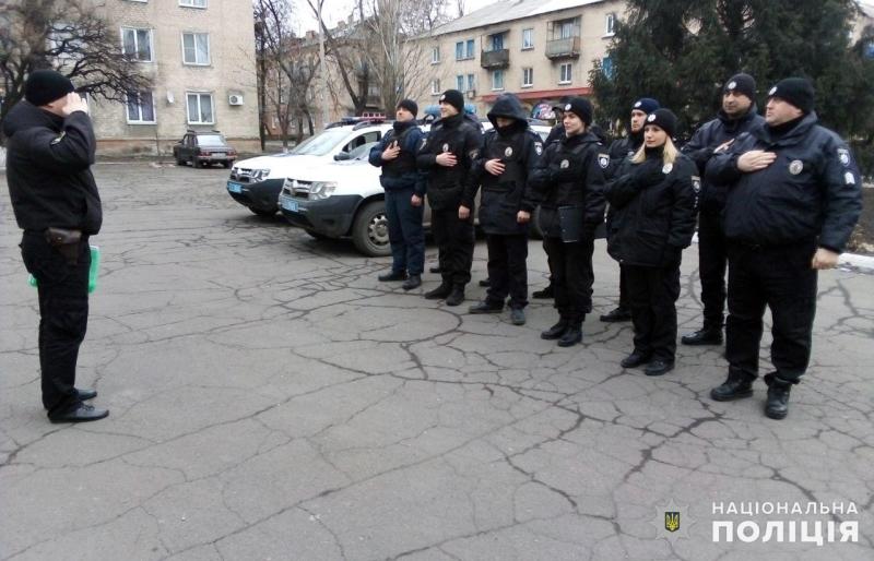 Поліцейські Покровська та Мирнограда охоронятимуть спокій громадян у вихідні, фото-7