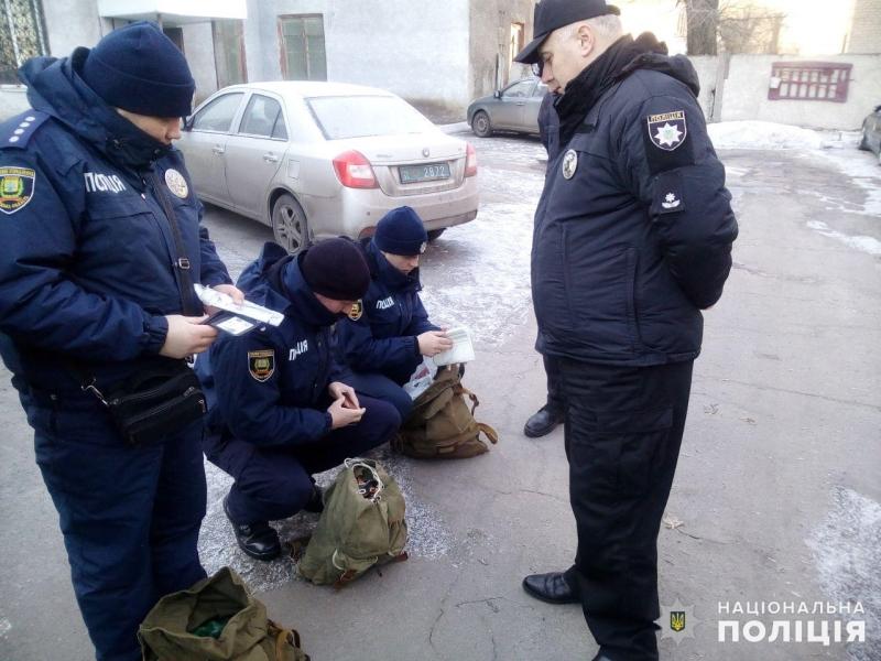 У поліції Мирнограду перевірили боєготовність, фото-1