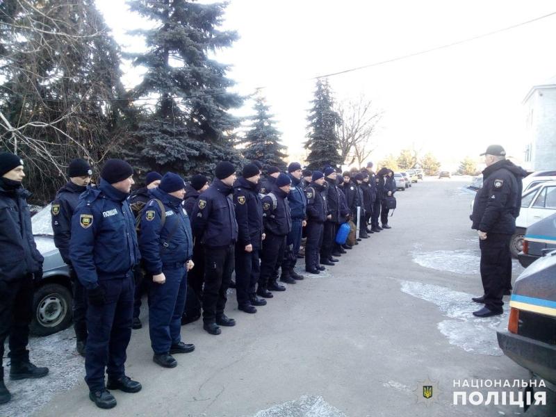 У поліції Мирнограду перевірили боєготовність, фото-3