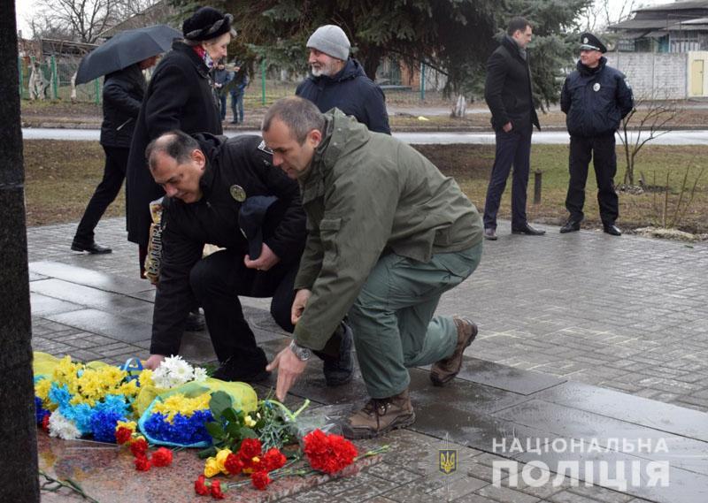 Поліція Донеччини долучилася до міжнародного флешмобу «Великий Шевченко», фото-21
