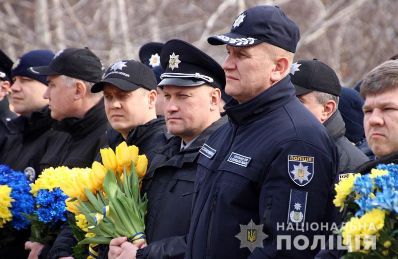 Поліція Донеччини долучилася до міжнародного флешмобу «Великий Шевченко», фото-4