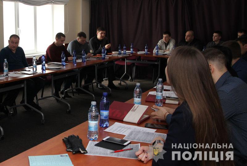 Поліцейські Донеччини пройшли дводенний тренінг з міжнародних стандартів та правил правоохоронної діяльності, фото-2