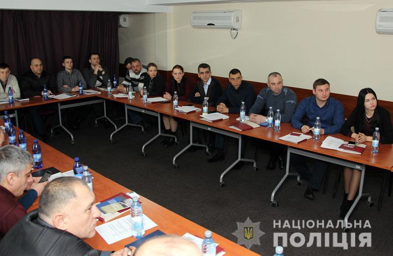 Поліцейські Донеччини пройшли дводенний тренінг з міжнародних стандартів та правил правоохоронної діяльності, фото-6
