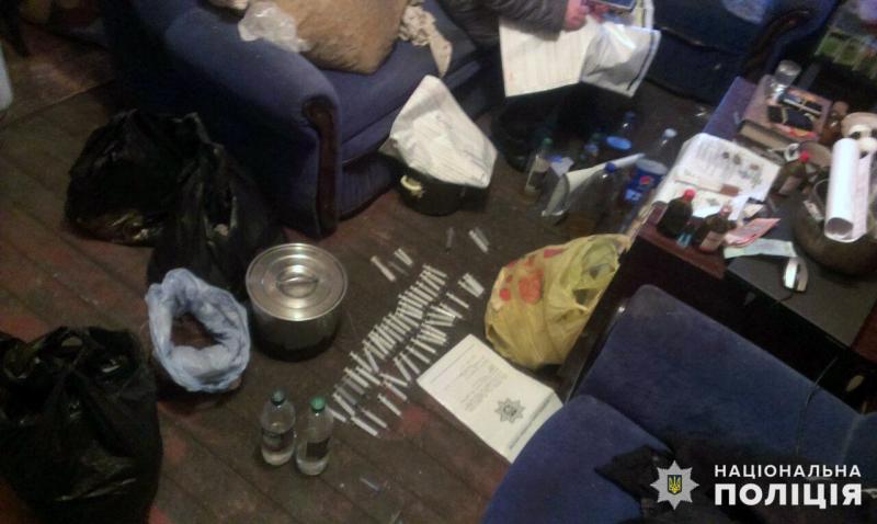 Добропільські правоохоронці викрили жителя смт. Водянське, який влаштував у своїй квартирі наркопритон, фото-1