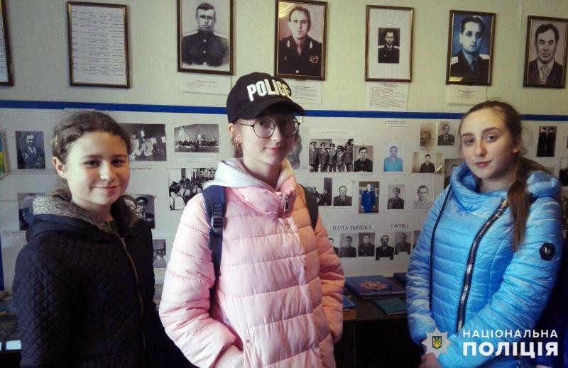 Добропільським школярам показали як працює поліція, фото-10