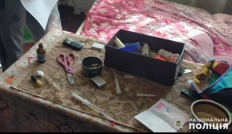 Покровська оперзона: правоохоронці викрили чоловіка,який у себе вдома виготовляв наркотик, фото-3