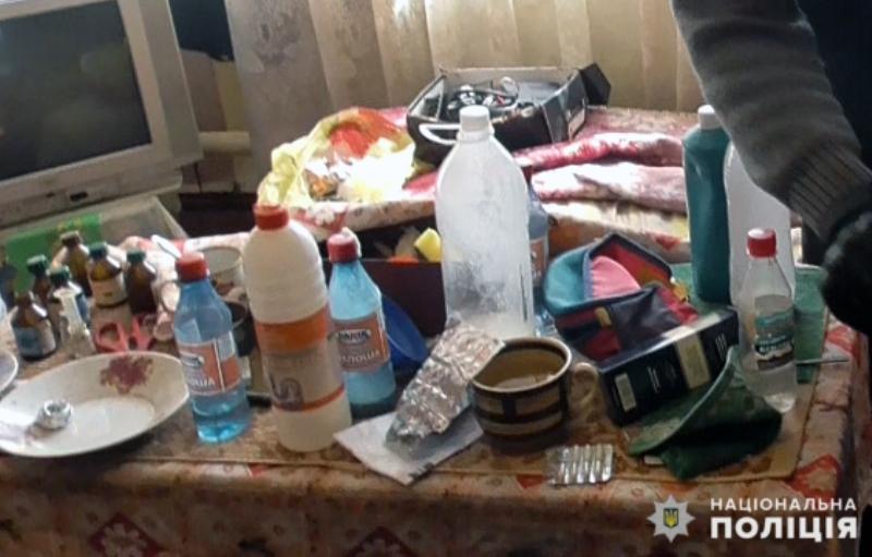 Покровська оперзона: правоохоронці викрили чоловіка,який у себе вдома виготовляв наркотик, фото-2
