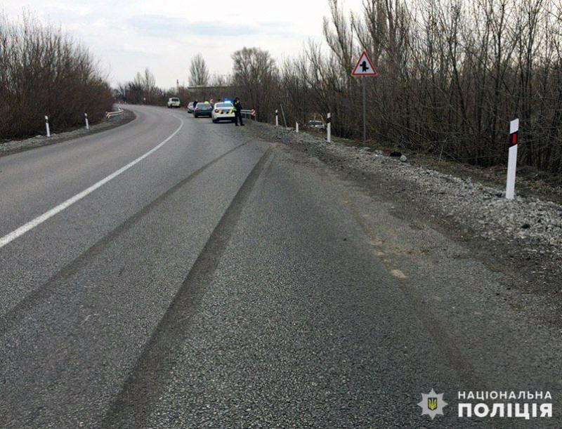 Недалеко от Белицкого произошло ДТП с пострадавшим, фото-1