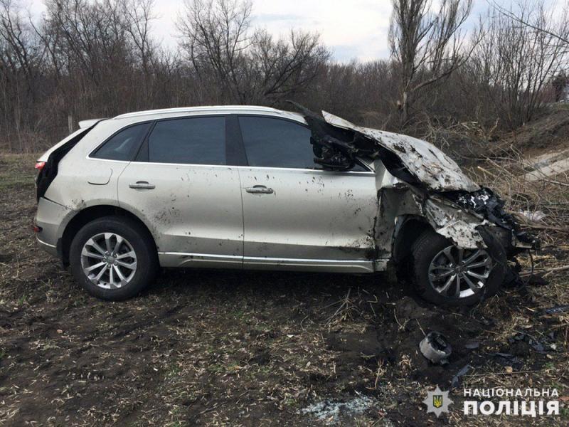 Недалеко от Белицкого произошло ДТП с пострадавшим, фото-3