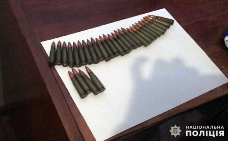 На одній з вулиць Мирнограда двірник знайшов боєприпаси, фото-1